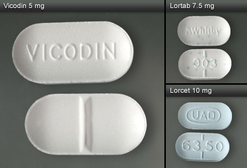There are vicodin anal use