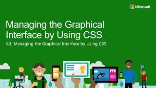 Managing the Graphical Interface with CSS