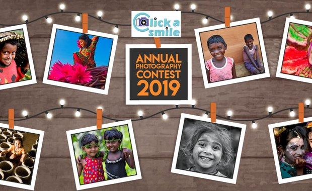 Lomba Fotografi Internasional Click A Smile 2019