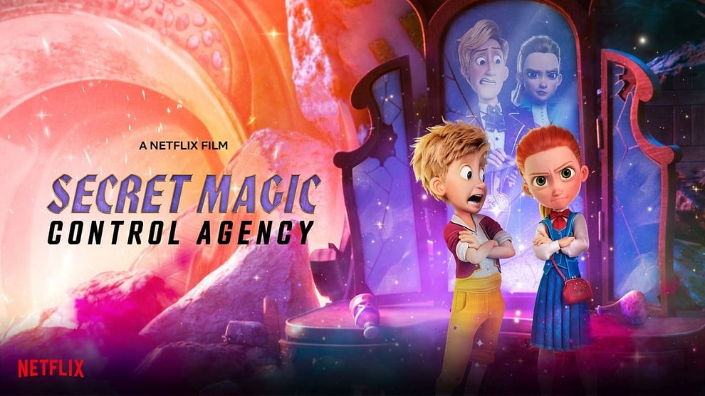 Download Secret Magic Control Agency (2021) {English with Subtitles} BluRay 480p [340MB] || 720p [660MB] || 1080p [2GB]