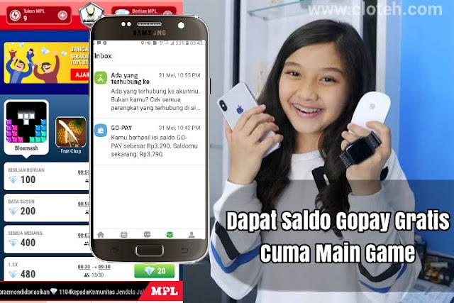 Cara Mendapat Saldo Gojek Go-Pay Gratis 2019