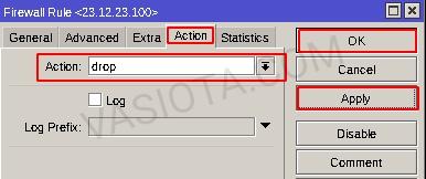 Cara Blokir Situs Di Mikrotik Dengan Layer 7 Protocol