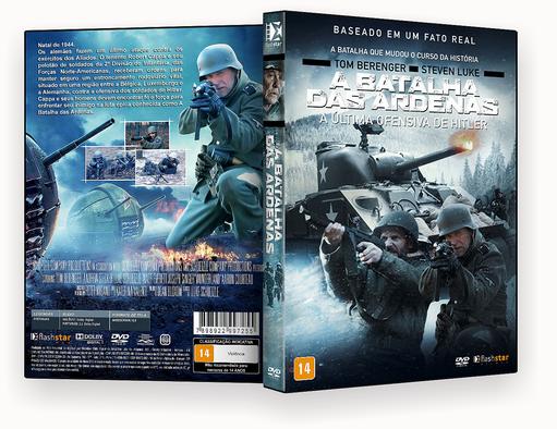 CAPA DVD – A Batalha Das Ardenas – ISO