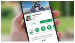 New feature of Google Play: play games without downloading