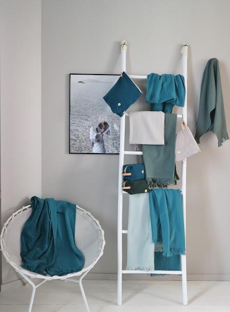 Brunch Salle de bain Marie-Sixtine Anniversaire Paris Linge de maison / Atelier rue verte /