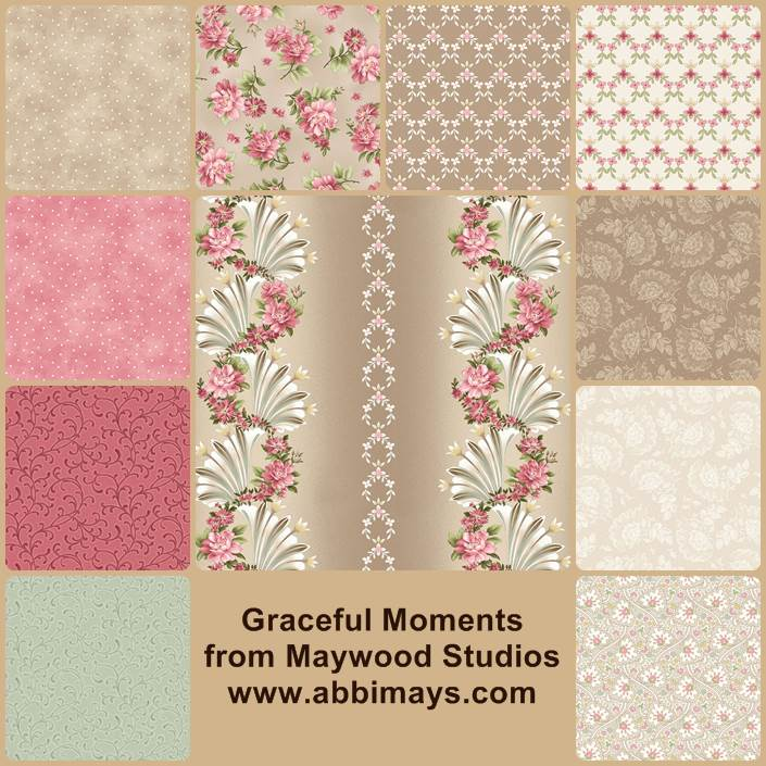 Gabbi Abbi May Serenity Quilt Kit
