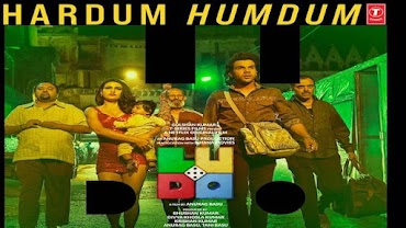 HARDUM HUMDUM (हरदम हमदम Lyrics in Hindi) - Arijit Singh | Ludo