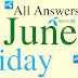 Telenor Quiz Today | 11 June 2021 | My Telenor App Today Questions and Answers | Test your Skills