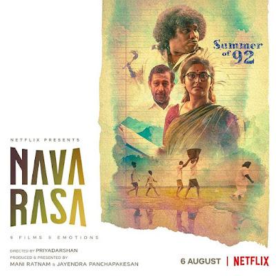 web series Navarasa poster