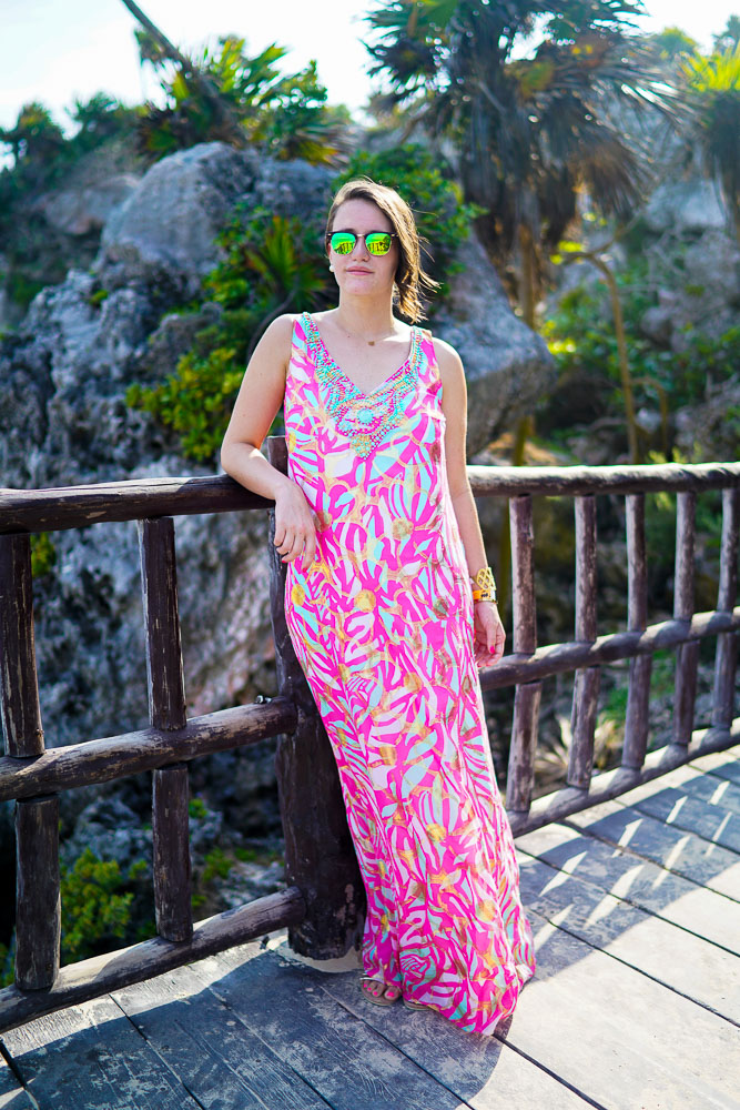 Krista Robertson, Covering the Bases,Travel Blog, NYC Blog, Preppy Blog, Style, Fashion Blog, Travel, Summer Must Haves, Fashion, Style, Outfit of the Day, Preppy Style, Blogger Style, Beach Trip, Vacation Style, Tulum, Mexico Vacation, Beach, Weekend Trip, Mayan Ruins, Lilly Pulitzer