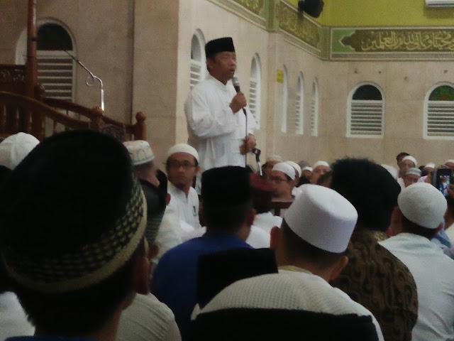 Ketua GNPF MUI Safari Dakwah di Sumut