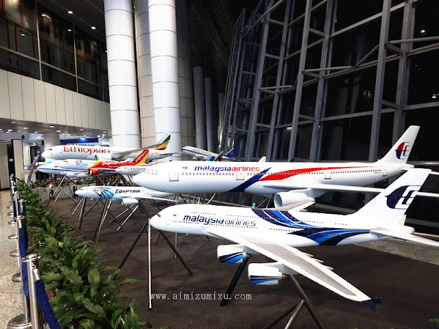 review malaysia airlines