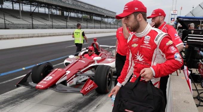 Ed Jones reemplaza a Santino Ferrucci en Dale Coyne Racing