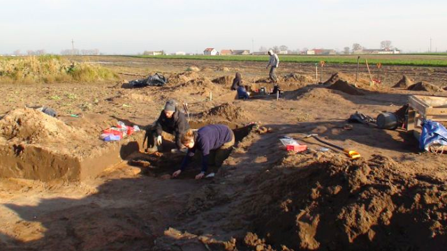 Evidence of the presence of Roman legionaries found in Poland