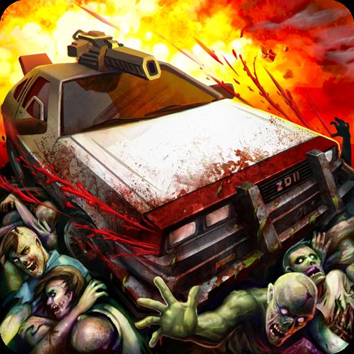 تحميل لعبة Zombie Derby 2 مهكرة للاندرويد نقود لا نهاية