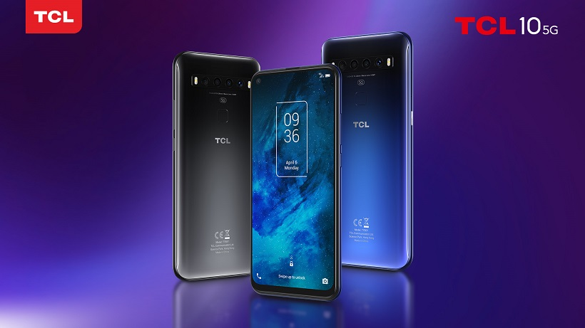 TCL debuts TCL 10 5G in PH: Affordable 5G-Capable Smartphone