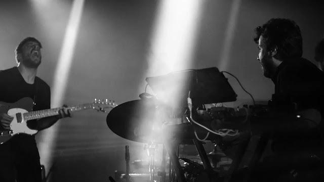 Sistemas Inestables libera registro de su presentación en Dunk!Festival 2019