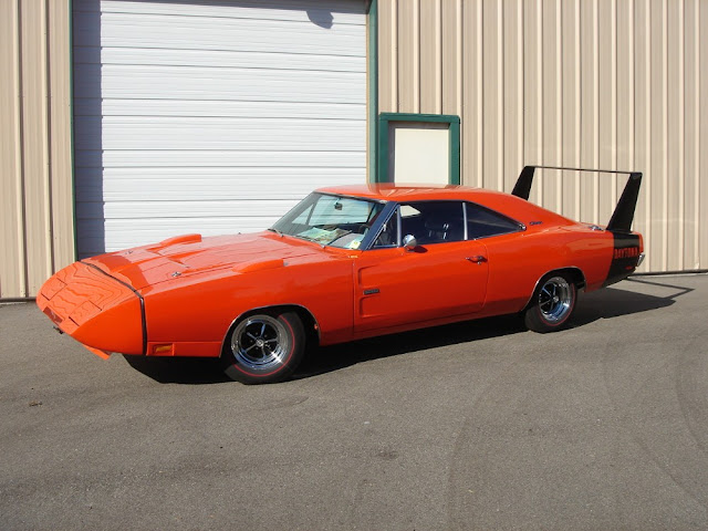 Dodge Charger Daytona 500