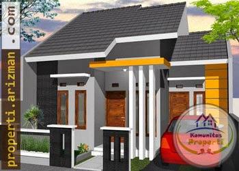 Dijual Rumah Tipe 45 Sendangmulyo Semarang
