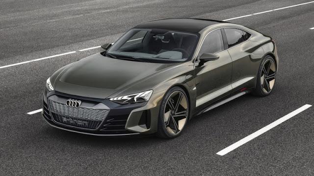 Audi e-tron GT021  2Electric Car Price