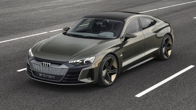 Audi e-tron GT2021 Electric Car Price Specification and launch date