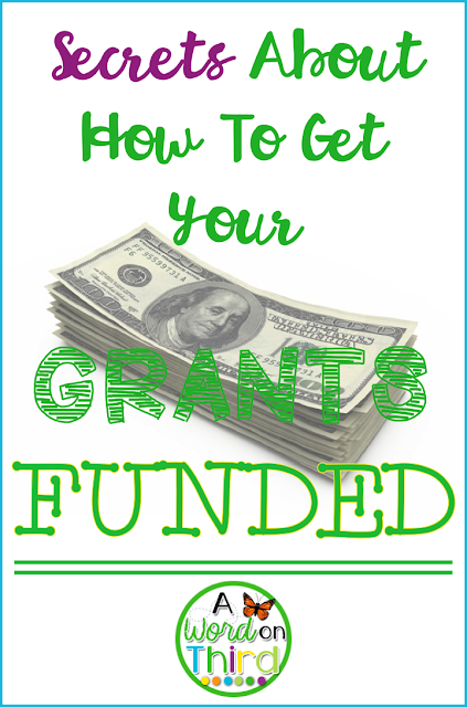 Secrets About How To Get Your Grants Funded by A Word On Third