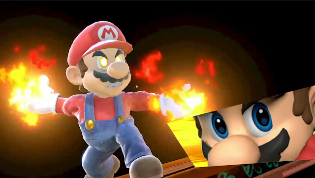 Mario Finale cutscene Final Smash Super Smash Bros Ultimate