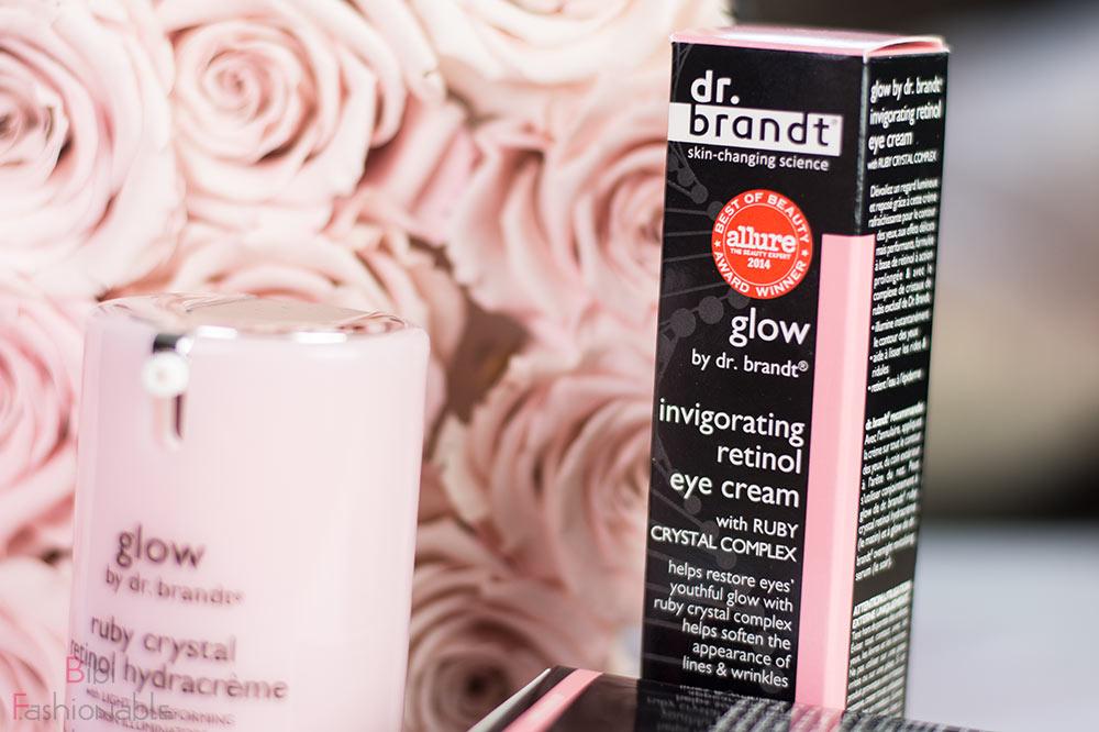 Glow by Dr Brandt Retinol Eye Creme Umverpackung