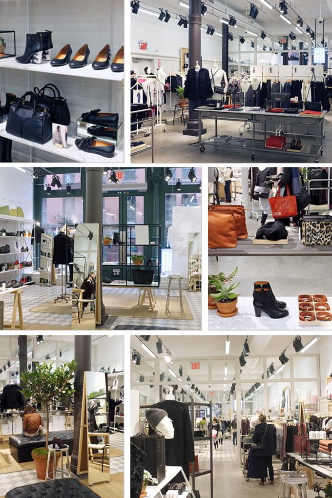 & Other Stories  New York Store