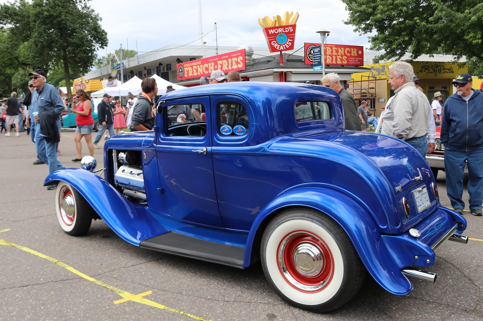 covering classic cars back to the fifties car show weekend 2017 in st paul minnesota. Black Bedroom Furniture Sets. Home Design Ideas