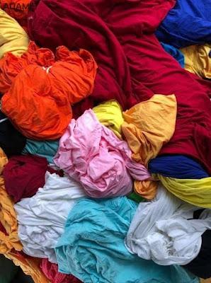lô 550kg vải khúc cotton 2c cho xưởng may quần áo trẻ em3
