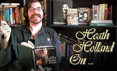 F This Movie!: Heath Holland On   Urban Cowboy