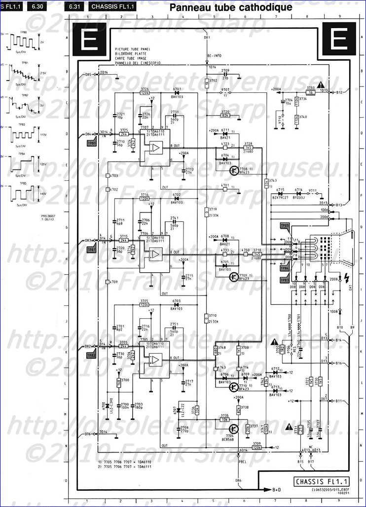 Obsolete Technology Tellye !: PHILIPS 25ML8766/08B IDTV
