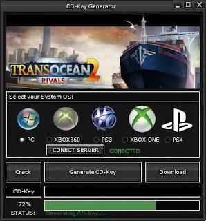 TransOcean 2 Rivals Key Generator (Free CD Key)