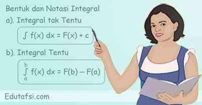 Jenis-jenis integral