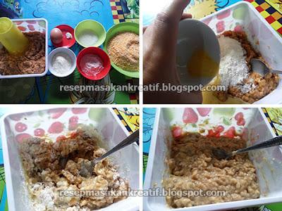 Cemilan kekinian resep nugget pisang crispy sanggup menjadi sajian homemade kejutan untuk a Resep Nugget Pisang Goreng Crispy
