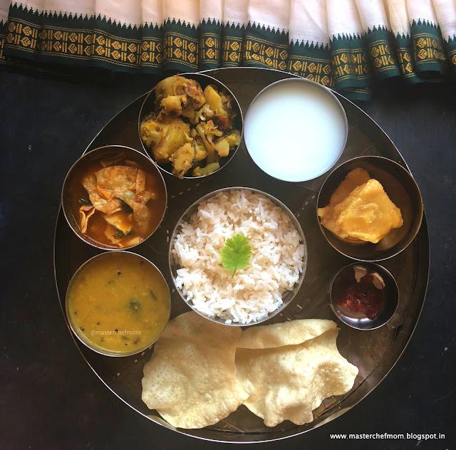 Tirunelveli Appalam Vathal Kuzhambu Recipe