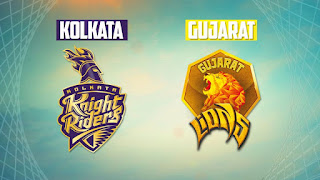 Kolkata Knight Riders (KKR) vs (GL) Gujrat Lions