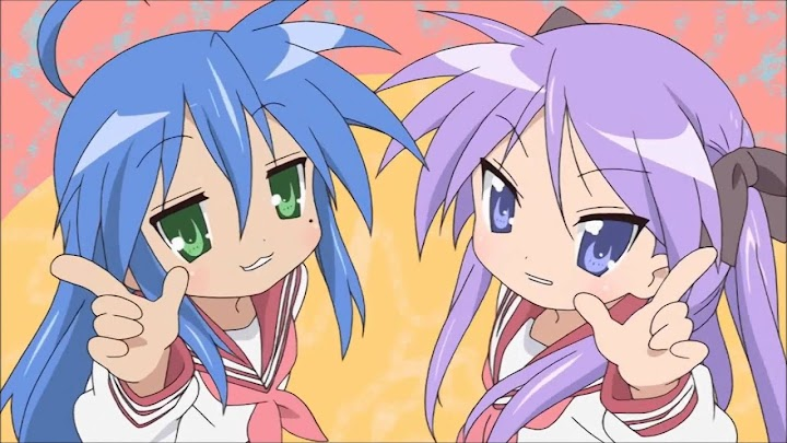 Lucky Star (Episode 01 - 24) Batch Subtitle Indonesia