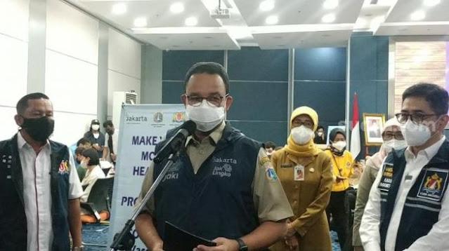 Anies Pecat PNS DKI yang Korupsi Sumbangan Anak Yatim Rp370 Juta