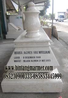 Makam marmer Murah,Batu makam Marmer