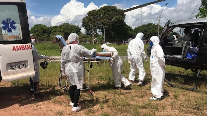 Ala indígena do Hospital de Campanha de Santarém começa a receber pacientes