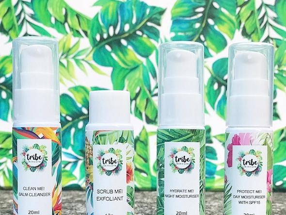 Tribe Skincare | Trial Kit Review