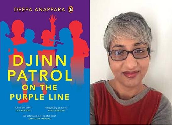 लेखिका दीपा अनाप्पारा के उपन्यास को मिला सर्वश्रेठ उपन्यास का एडगर पुरस्कार
