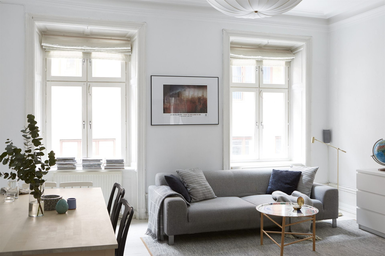 Cozy dreamy apartment in Stockholm
