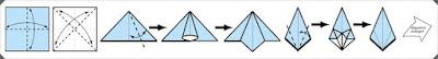 Kağıt El İşleri - Origami Sanatı 1