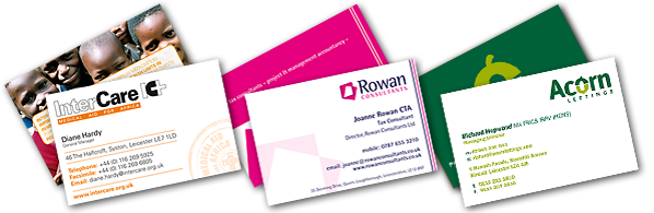 Excellent Quality Business Card Printing In The United Kingdom