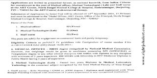 Staff Nurse Vacancies in West Bengal
