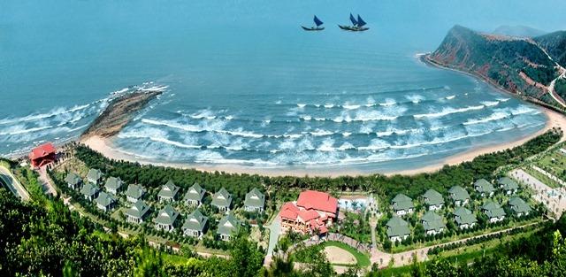 Bãi Lữ - thiên đường ở biển Nghệ An