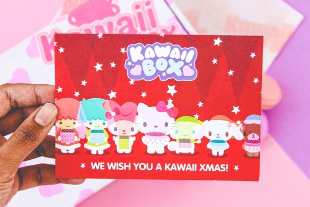 Kawaii Box, Caixa da Kawaii Box, Resenha Kawaii Box, Produtos que vem dentro da Kawaii Box, Kawaii, produtos Kawaii, produtos fofo, produtos do japão, Cultura Kawaii, review Kawaii box